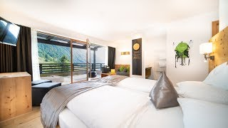 Lodge double room | La Casies | mountain living hotel