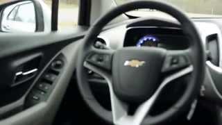Chevrolet Tracker - Test drive