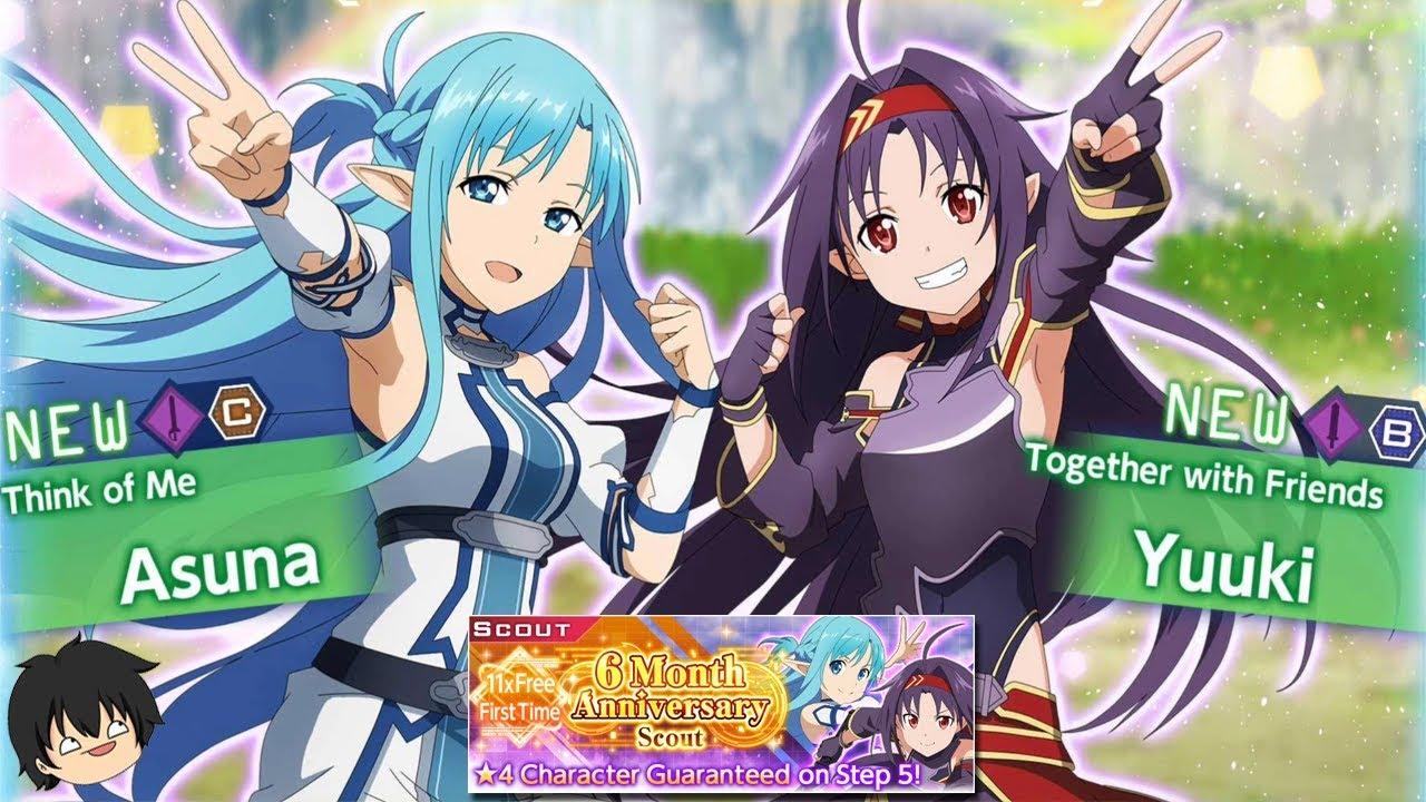 {AMV} Yuuki Konno - Sword Art Online - The Life Of Yuuki
