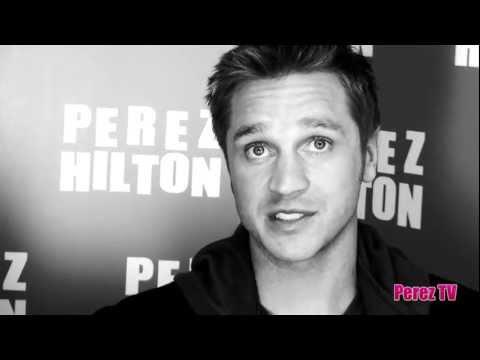 Devon Sawa interviewed by Perez Hilton
