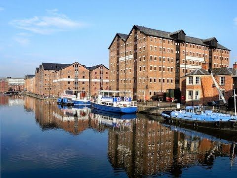 Places to see in ( Gloucester - UK ) Gloucester Docks