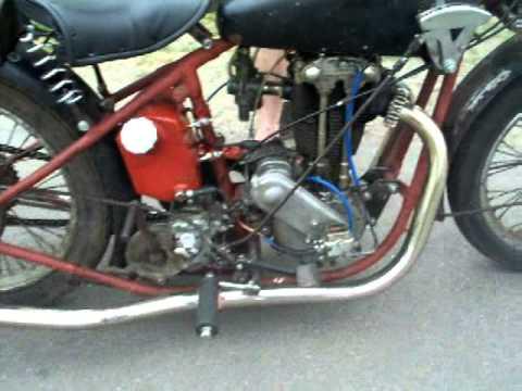 Motosacoche D 350 szuper sport