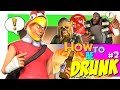 TF2: How to be drunk #2 [Voice chat]