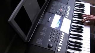 Hindi old Nagin song-sun rasiya on keyboard