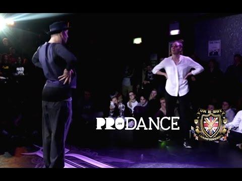 Salah vs Marie Poppins | Popping | UK B BOY CHAMPIONSHIPS 2016