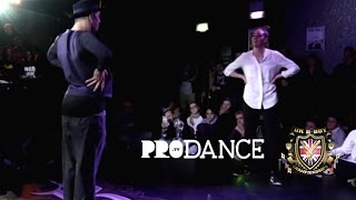 Salah vs Marie Poppins | Popping | UK B BOY CHAMPIONSHIPS 2016