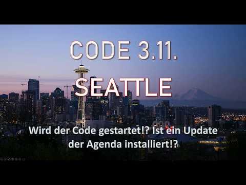Code 311 Seattle - Wird der Code gestartet!?