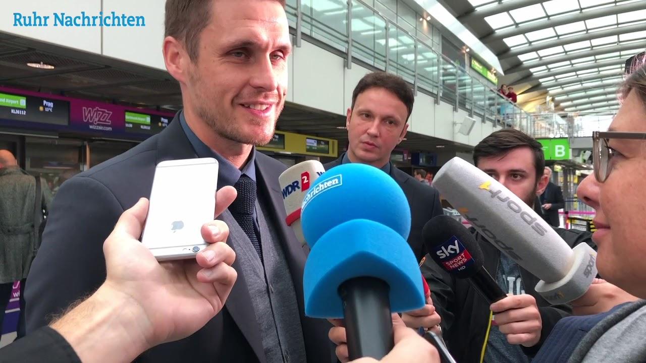 Kehl über BVB-Krise, Favre und Slavia Prag