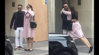 Sonam Kapoor and hubby Anand Ahuja's honeymoon moments in London 😍😍