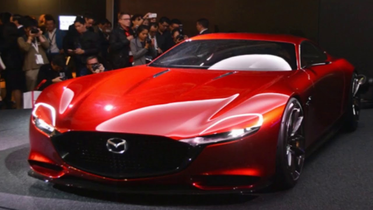 New 2018 Mazda Rx Vision Specs Review And Release Youtube