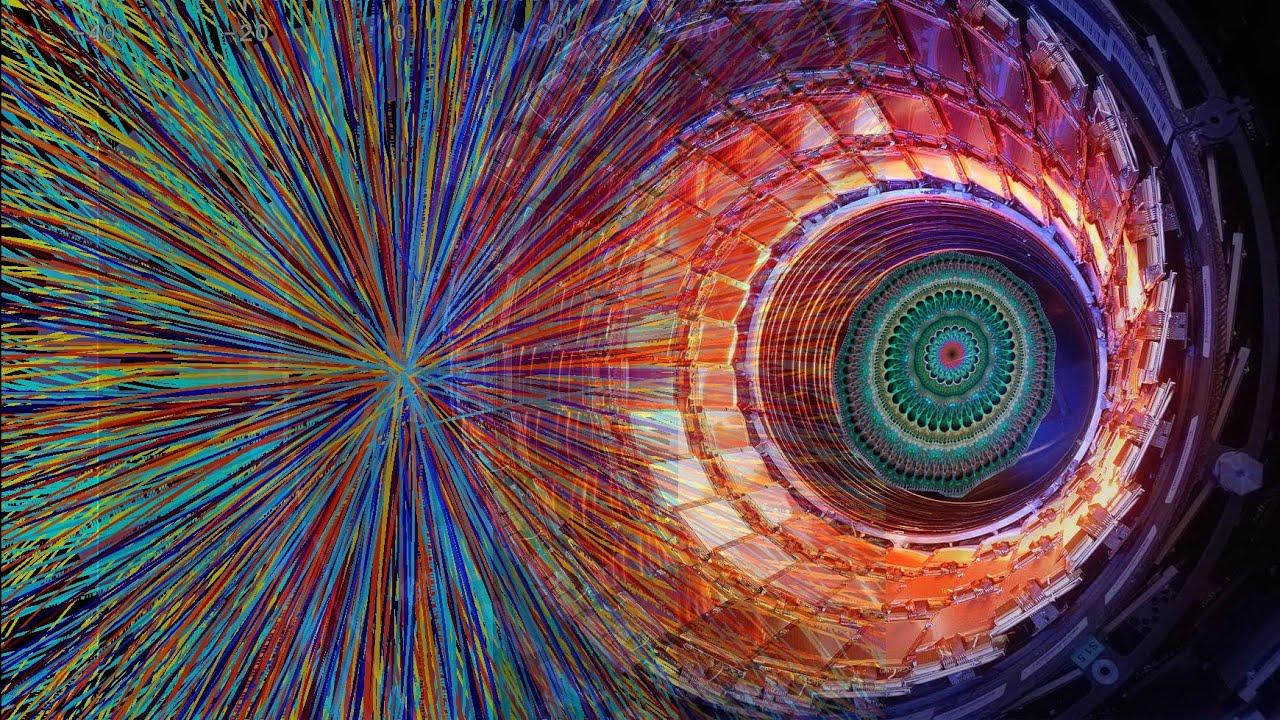 Hadron Collider Time Travel