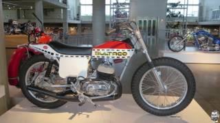 Ciekawostki 313 Barber Motorcycle Museum