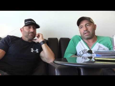 "Cam & Joe Rogan talk ""Cecil"" the Lion"