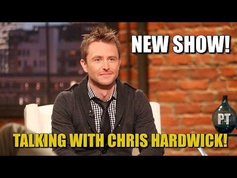 Talking With Chris Hardwick New Show On AMC Sundays
