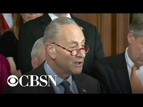 Democrats unveil net neutrality legislation