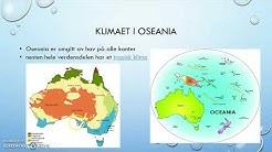 Kap 14 Verdensdelene Oseania - Nordpolen og Sydpolen