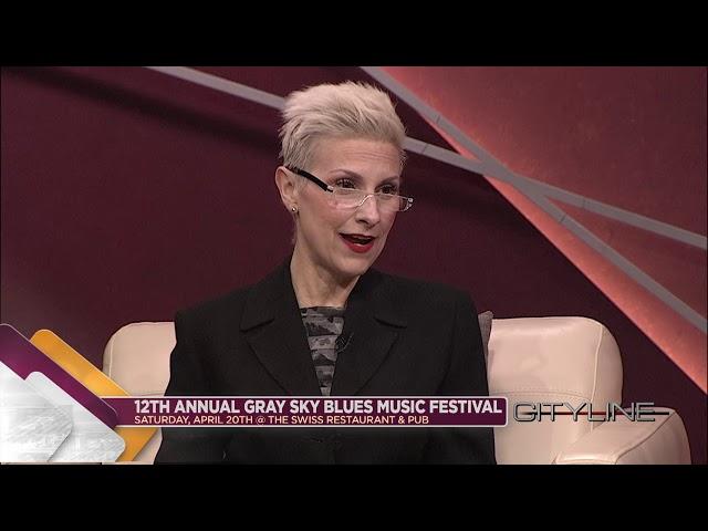 CityLine - April 11, 2019 - Gray Sky Blues Festival  - Buy American