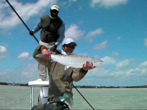 BIG Andros Bonefish: Silver Bullets & Wind with Big Charlie