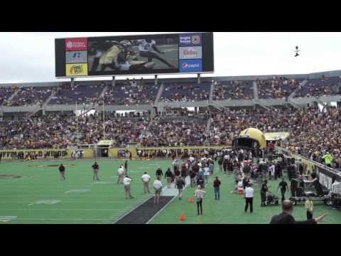 Citrus Bowl 2015 Marching Band (HD)