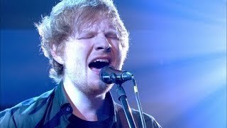 Ed Sheeran Thinking Out Loud Later... with Jools Holland BBC Two