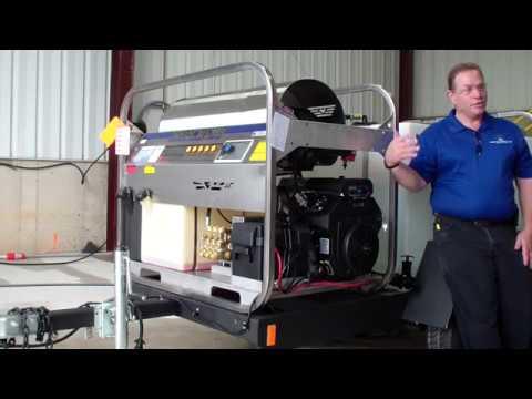 hydro tek pressure washer manual
