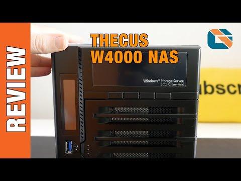 Thecus W4000 NAS Storage Server #NAS