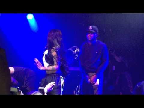 Kehlani - The Way (Live)