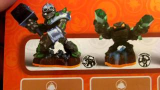 Skylanders Giants Portal Owners Pack Nintendo Wii Unboxing