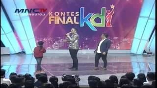 "Judika Oplosan feat Jojo Idol Jr "" Oplosan "" Versi Batak - Kontes Final KDI Episode (1/5)"
