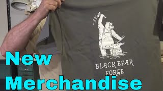 New Tee shirts available - Black Bear Forge merchandise