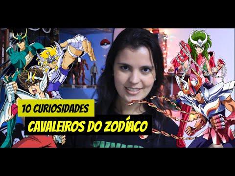 Especial: CAVALEIROS DO ZODÍACO - 10 Curiosidades