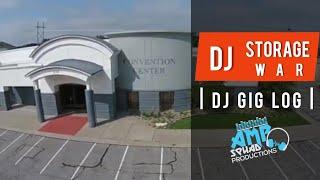 DJ GIG LOG: Won DJ Gear @ an Auction. Was It Worth It?  | GIG LOG | #8