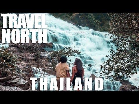 TRAVEL NORTH THAILAND - Mae Hong Son Loop 2017