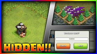 5 Hidden Features of CoC - Clash of Clans