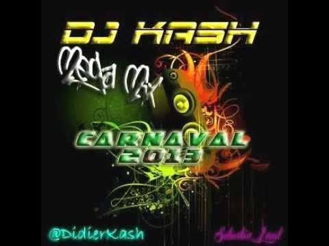 DJ KASH MegaMix Carnaval 2013