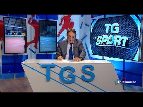 Tg Sport - edizione 14.30 - Telemolise - 21/05/2018