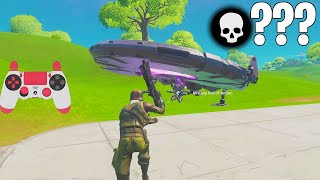 High Elimination Solo vs Squads Gameplay Full Game Season 7 (Fortnite Ps4 Controller)