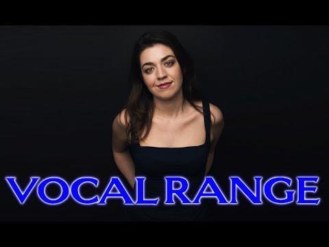 Barrett Wilbert Weed's Vocal Range (E3 - A5 - B5)