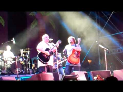Rize Of The Fenix - Tenacious D Live at The Festival Supreme