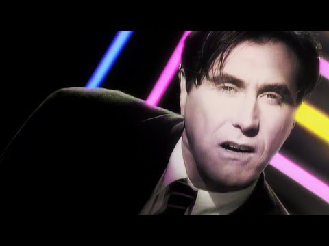 Brian Ferry - Kiss and Tell (Official Music Video) Remastered @Videos80s