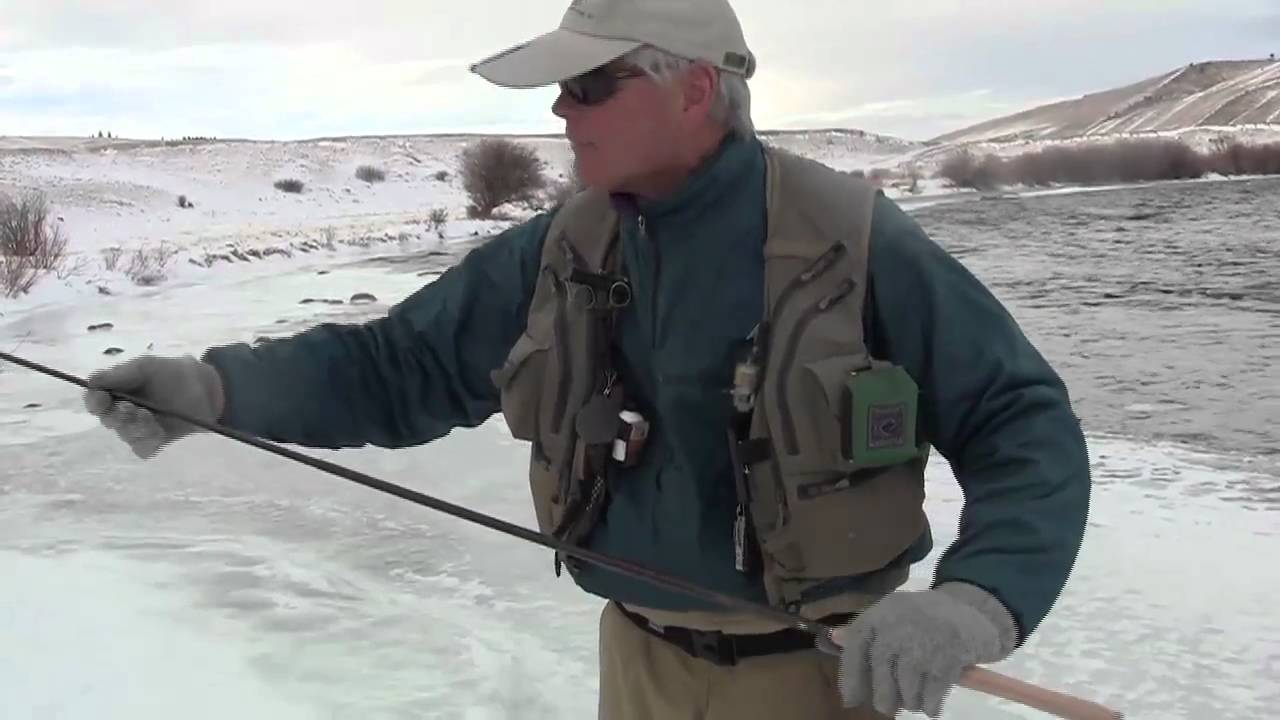 Tenkara rod fishing with craig mathews youtube for Montana out of state fishing license