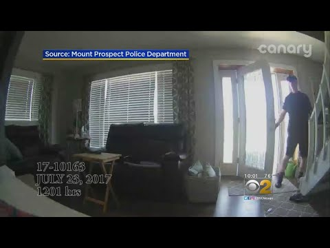 Man Breaks Into Mount Prospect Home While Girl Is Home Alone