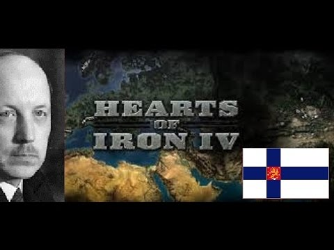 Hearts of Iron IV - Democratic Finland (mod) 4