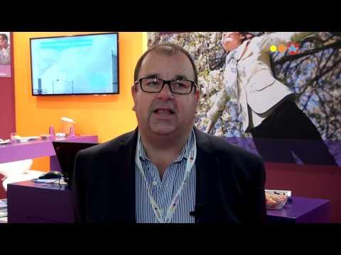 Thierry Barbier - Perkin Elmer - Turkchem Chem Show Eurasia 2014