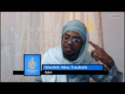 Improving Your Spiritual Well-Being (Day 2, Part 3 with Sh. Abu Taubah)
