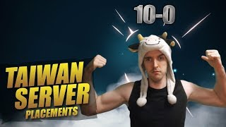 HELLO TAIWAN SERVER! PLACEMENT GAMES - Cowsep