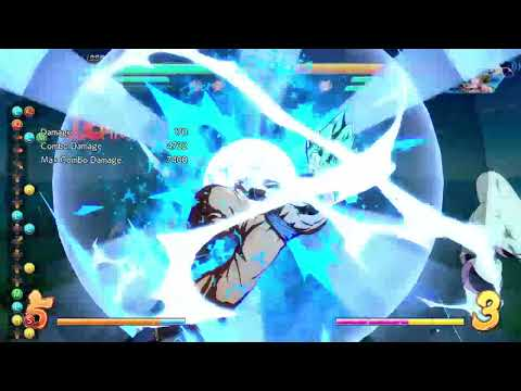 Goku Blue Allows Piccolo to Fully Charge Super