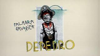 Depedro - Palabra favorita (Lyric Video)