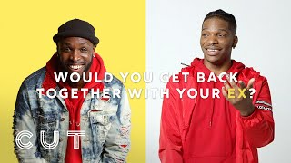 Ex Couples Reveal if They'd Get Back Together | Cut