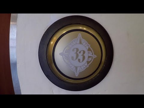 WDW Club 33!!! All 4 Locations filmed!!!